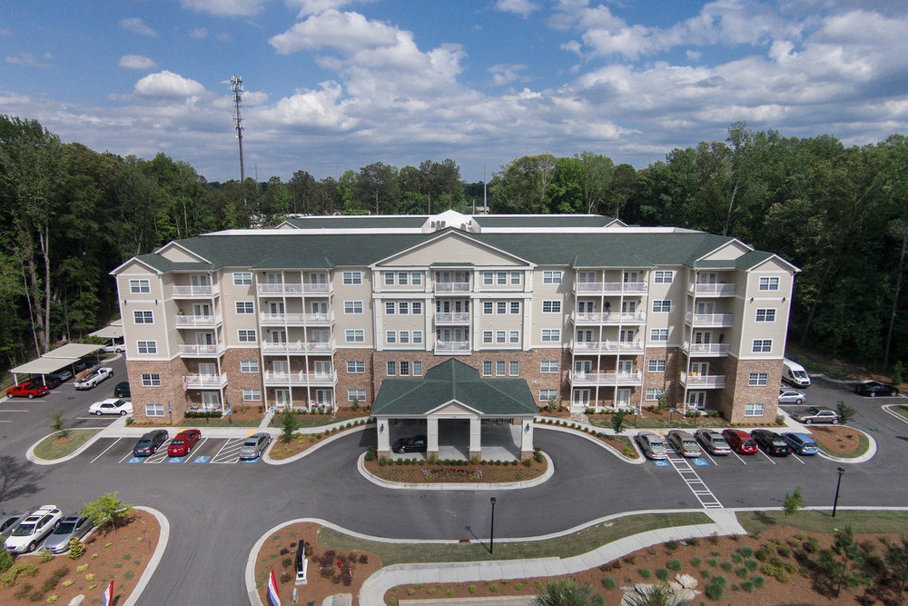 SENIOR LIVING CENTER, NORCROSS, GA