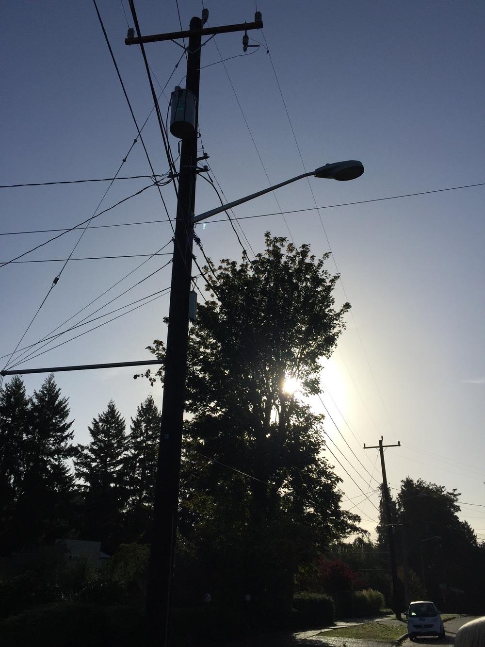 post run sun