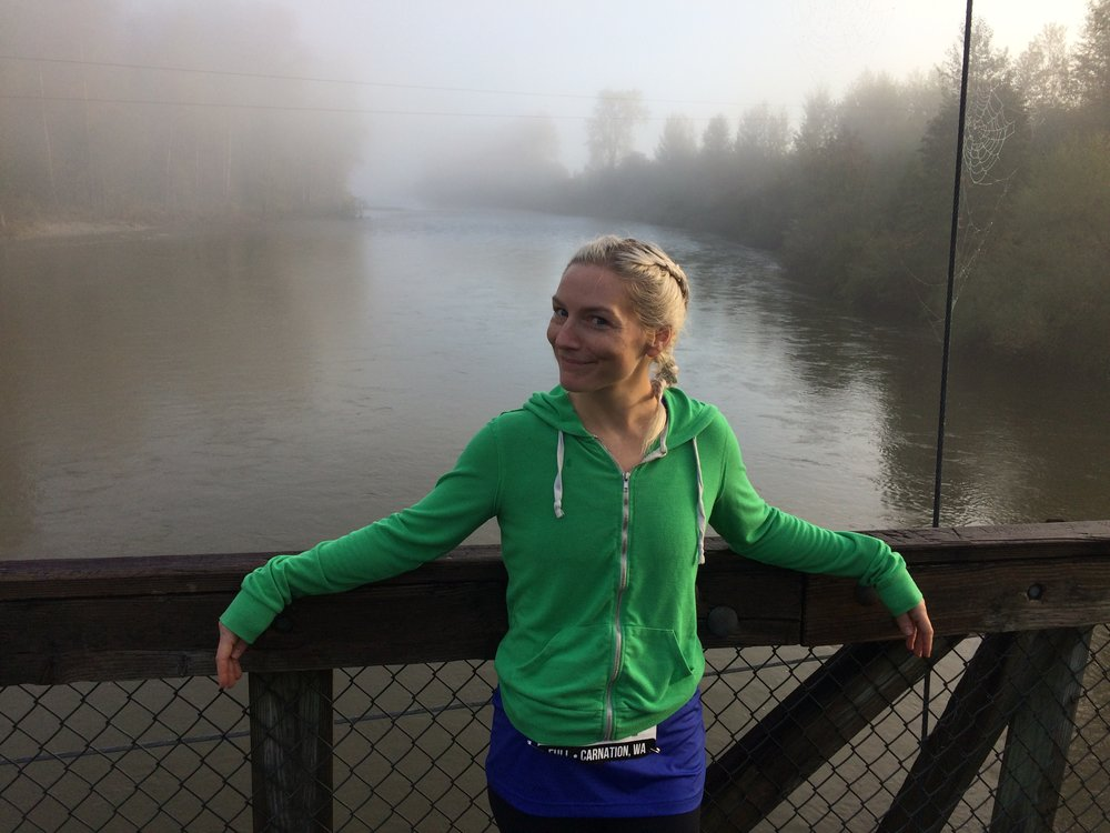 Run a marathon? Hmmm...