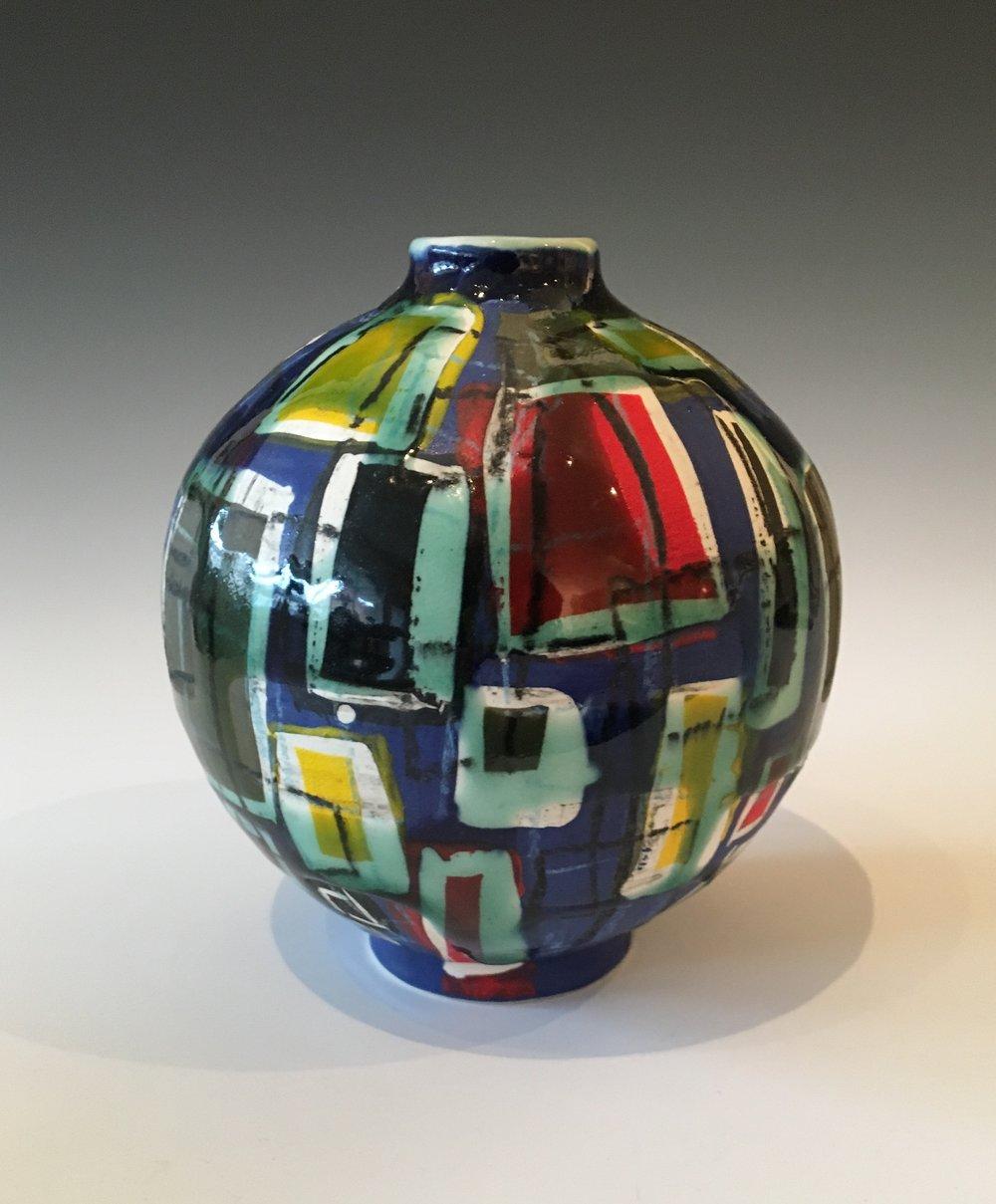 Advent Calendar  Modern Vase