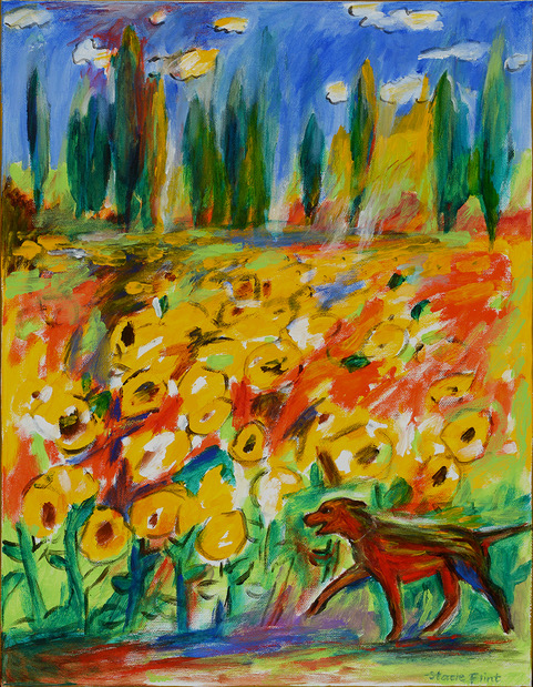 Sunflower Adventure