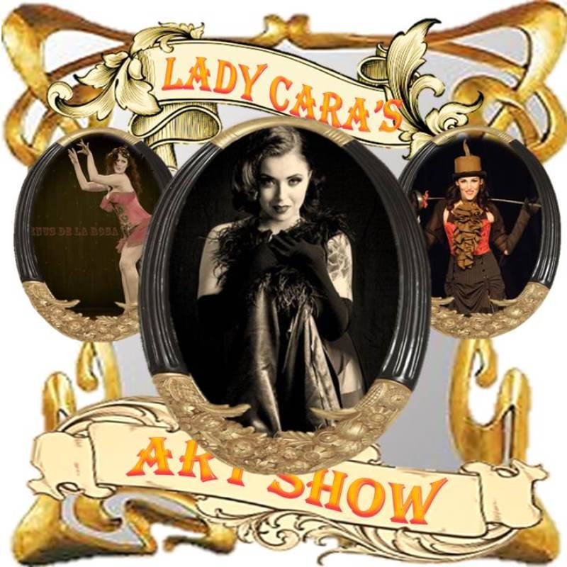 LADY CARA'S TRAVELLING ART SHOW