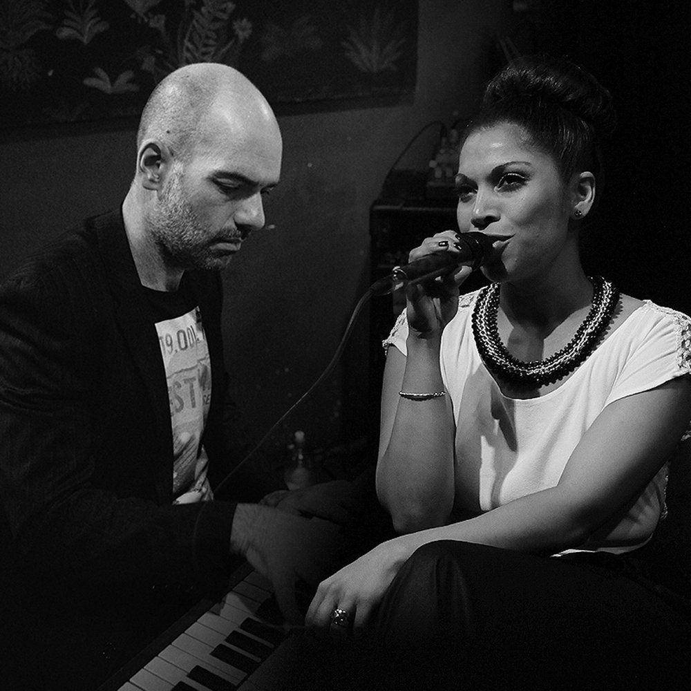 NU-JIZM Enigmatic songbird Charmaine Jones-Devasagayam and Rhodes guru Kim Kelaart... More.