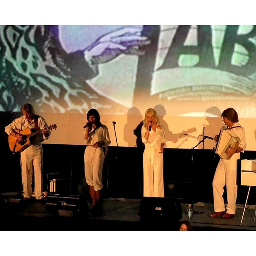 ABBA GOLD - THE SHOW Following their runaway success at the 2016 Adelaide Fringe, The Flaming Sambucas return with... More.
