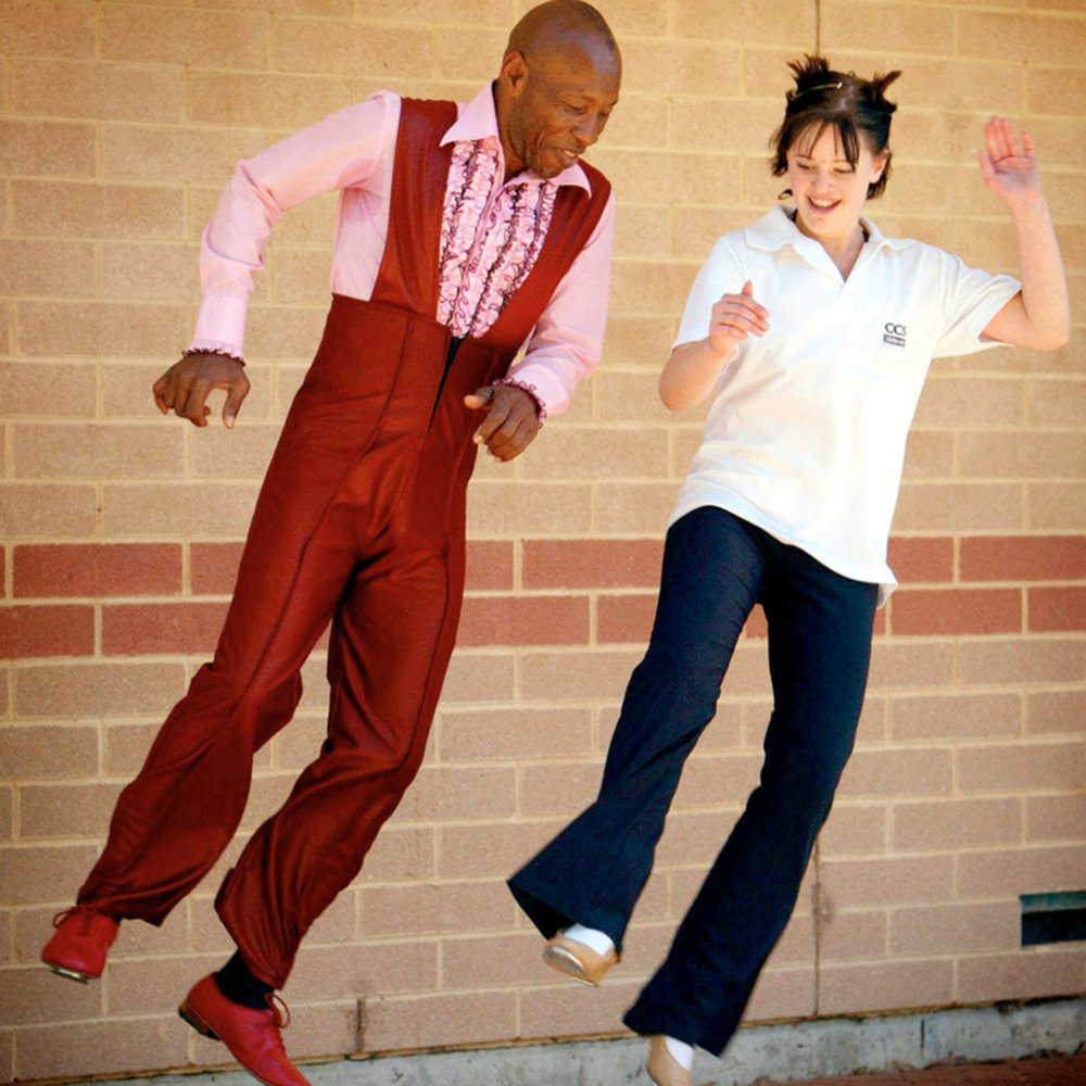 DANCING WITH THE STAR - MOVIN' WITH MELVIN! TAP into Health! A rare, unmissable opportunity to dance with one of the world's most engaging... More.