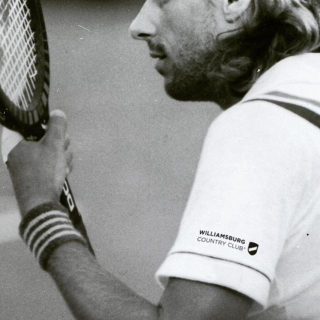 Our clubhouse shop staples were Björn and bred in Brooklyn. . . . . #williamsburgcountryclub #wcc #countryclub #williamsburg #brooklyn #williamsburgbk #willyburg #newyorkcity #nyc #endlesssummer #tennis #umlaut #shopsmall #tennispolo