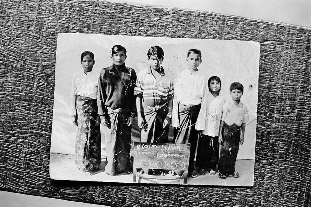 "Photo:  Greg Constantine ,  ""Nowhere People.""  Myanmar."