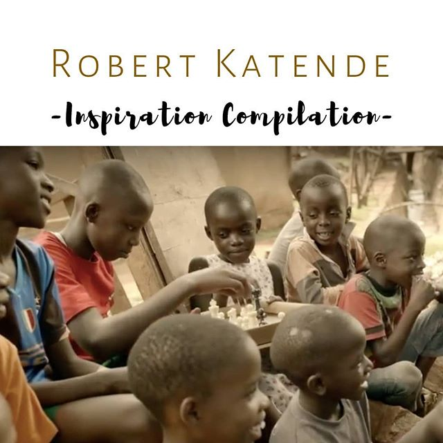 """#MOTIVATIONMONDAY: Read Nosapo's interview with Robert Katende - Ugandan social entrepreneur & humanitarian with a one-of-a-kind strategy to fight poverty in the slums. . """"What motivates me comes from way back, from how I grew up. I grew up in the slums in a very poor setting... I've lived a life of struggle, a life of endurance, a life of perseverance, to make things happen.  I made a commitment to myself because I had no one else. I made a commitment to myself to survive and be someone I would desire to be - the person who can step in the gap - because I knew what it meant to grow up in the slums, because I've really lived that life of struggle."""" . -He founded the SOM Chess Academy in Uganda, fostering leadership and life skills through mastery of the game among the youth of ghetto community in Kampala. Participants have gone on to college and attained successful careers. It was on one of these students that the 2016 Disney movie Queen of Katwe was based. Katende has expanded SOM Chess Academy's Philosophy to seven other locations across East Africa, as well countries in South America and North America. . -Nosapo's Inspiration Compilation features individuals who activate positive change and inspire us. These are our allies and people whom we admire. We have chosen to highlight their stories and the work that they do because not only is the work impressive, but their devotion to it as well. It is this perseverance that is special to these individuals who recognize their power and human potential, and use it for good. In great appreciation, here we will share their stories and illustrate their accomplishments and hurdles in the work that they do. . . . #Uganda #Kampala #Slums #Chess #Inspiration #Poverty #Katwe #QueenofKatwe #Disney #Interview #Journalism #Africa #Rise #Prosper #HumanRights #Academy #Writing #Article #Humanitarian #Entrepreneur #Leader #Leadership #story #persevere #community #Motivation #Inspire #brothers #sisters 📷📽:A Fork A Spoon and A Knight ww"""