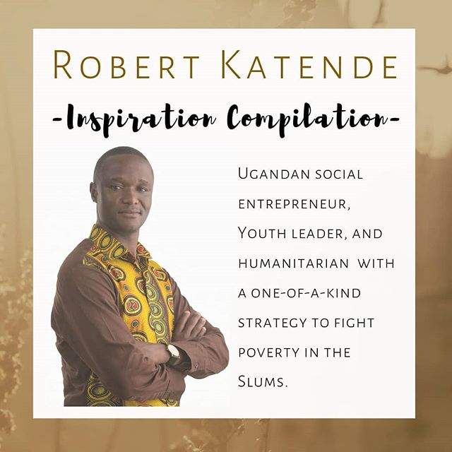 """#motivationmonday: Nosapo's interview with Robert Katende - Ugandan social entrepreneur & humanitarian with a one-of-a-kind strategy to fight poverty in the slums. [Link in Bio] . """"What motivates me comes from way back, from how I grew up. I grew up in the slums in a very poor setting... I've lived a life of struggle, a life of endurance, a life of perseverance, to make things happen.  I made a commitment to myself because I had no one else. I made a commitment to myself to survive and be someone I would desire to be - the person who can step in the gap - because I knew what it meant to grow up in the slums, because I've really lived that life of struggle."""" . -He founded the SOM Chess Academy in Uganda, fostering leadership and life skills through mastery of the game among the youth of ghetto community in Kampala. Participants have gone on to college and attained successful careers. It was on one of these students that the 2016 Disney movie Queen of Katwe was based. Katende has expanded SOM Chess Academy's Philosophy to seven other locations across East Africa, as well countries in South America and North America. - Nosapo's Inspiration Compilation features individuals who activate positive change and inspire us. These are our allies and people whom we admire. We have chosen to highlight their stories and the work that they do because not only is the work impressive, but their devotion to it as well. It is this perseverance that is special to these individuals who recognize their power and human potential, and use it for good. In great appreciation, here we will share their stories and illustrate their accomplishments and hurdles in the work that they do. . . . #Uganda #Kampala #Slums #Chess #Inspiration #Poverty #Katwe #QueenofKatwe #Disney #Interview #Journalism #Africa #Rise #Prosper #HumanRights #writing #article #african #Humanitarian #Entrepreneur #Leader #Leadership #story #persevere #community #Motivation #motivationalquotes #inspire"""