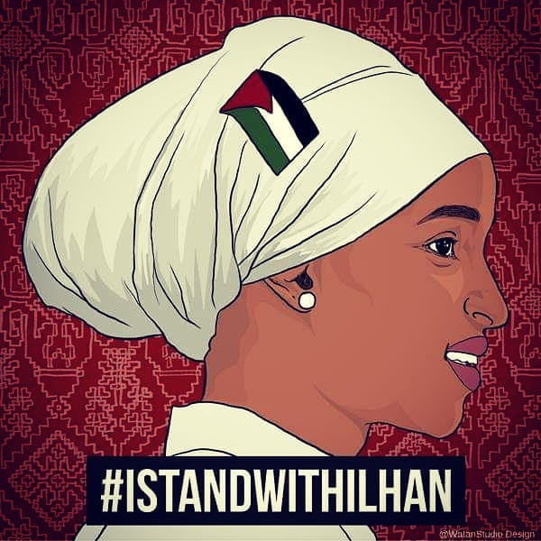 """Today the House Democratic leadership will try and formally censure Rep. Ilhan Omar — a black Somali-American Muslim woman who came to the United States as a refugee, and who, in recent days, has been compared to the 9/11 terrorists by Republicans in West Virginia and described as """"filth"""" by an adviser to the president — for saying that she wanted """"to talk about the political influence in this country that says it is OK for people to push for allegiance to a foreign country."""" Her fellow congressional Democrats have said little or nothing about the aforementioned and shameful Republican record of anti-Semitism, but many have joined the pile-on against Omar. One of them — Rep. Juan Vargas — went out of his way to insist, rather revealingly, that """"questioning support for the U.S.-Israel relationship is unacceptable."""" . . The president of the United States has called neo-Nazis """"very fine people""""; retweeted neo-Nazis; told an audience of Jewish-Americans that Israel is """"your country""""; and indulged in viciously anti-Semitic conspiracy theories. While running for office, he tweeted an image of Hillary Clinton inside a Star of David, next to a pile of cash; told an audience of Jewish donors, """"You want to control your politicians, that's fine""""; and put out a campaign ad that attacked three rich and powerful Jewish figures. While a private citizen, he insisted only """"short guys that wear yarmulkes"""" should count his money and kept a book of Adolf Hitler's speeches on his bedside table.  He has never apologized for any of this. Nor has he been censured by Congress.  Since coming to office, he has hired, among others, Sebastian Gorka — who made the Nazi-linked Hungarian group Vitézi Rend """"proud"""" when he wore its medal to an inauguration ball — and Steve Bannon, who didn't want his daughters attending a particular school in Los Angeles because of """"the number of Jews."""" Neither of them has apologized. Nor have they been censured by Congress.  READ: https://theintercept.com/2019/03/0"""