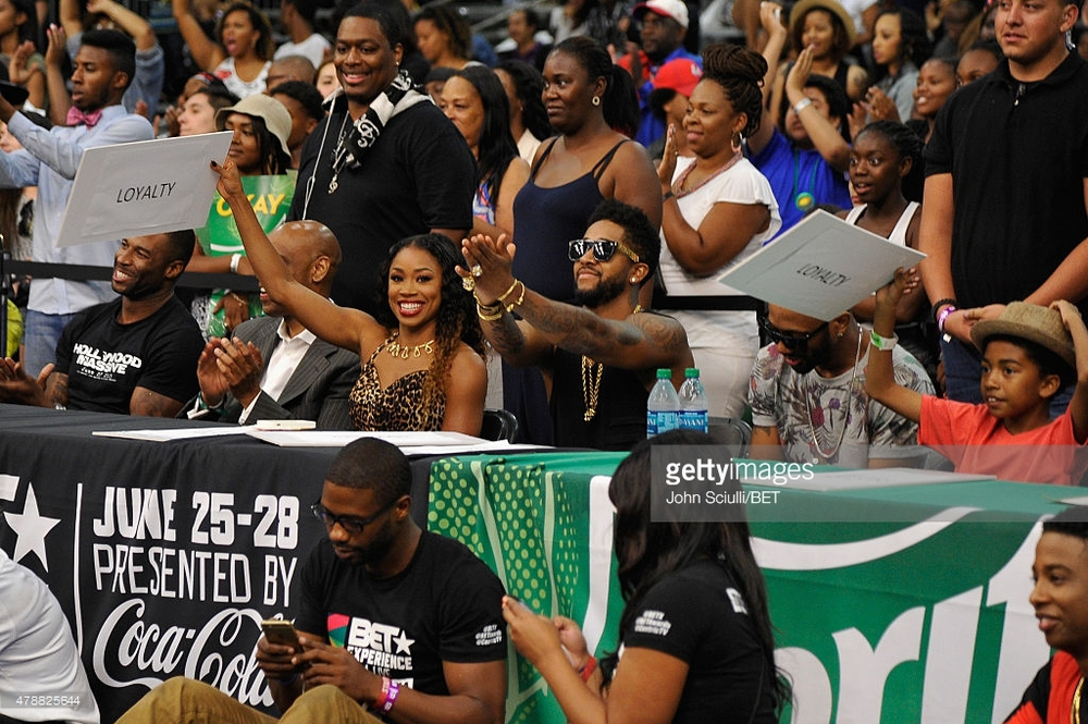 B.E.T SPRITE CELEBRITY BASKETBALL GAME