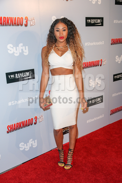 "ARIANE ATTENDS ""SHARKNADO 3: OH HELL NO!"" LOS ANGELES PREMIERE"