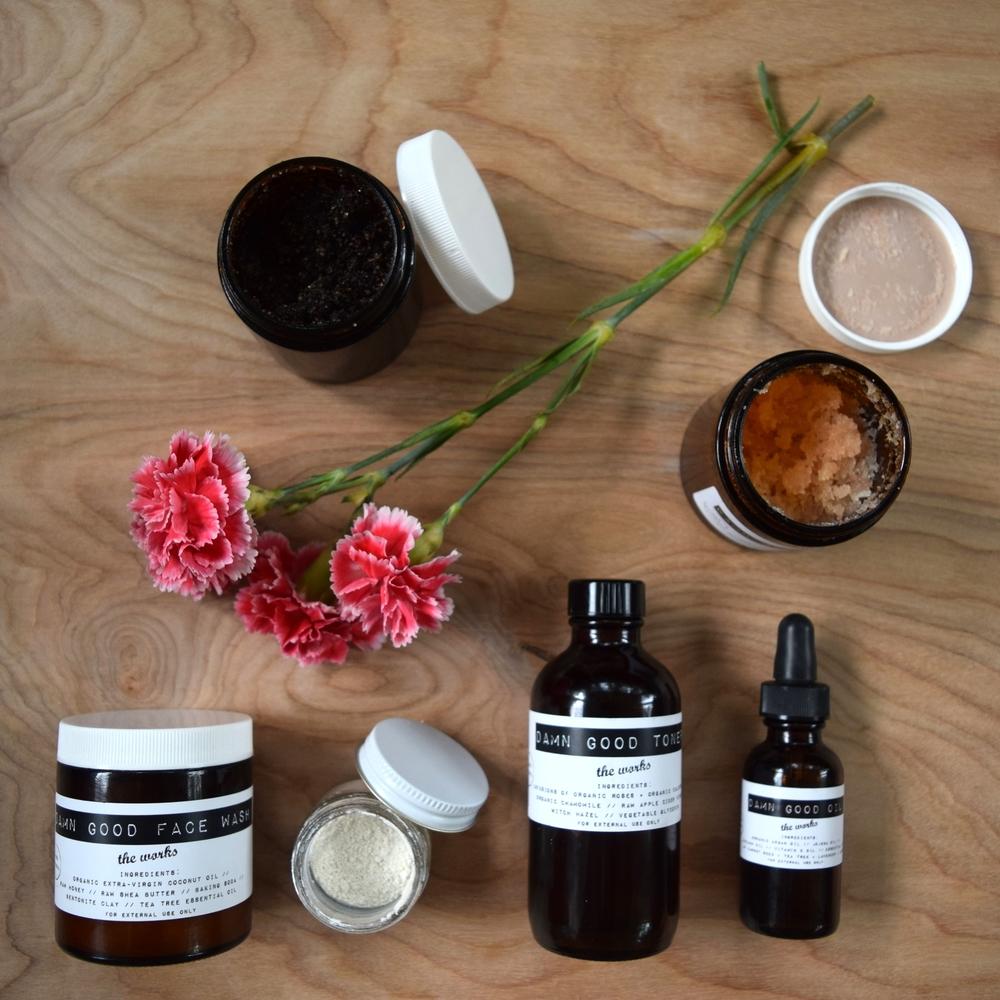 summer skincare | Damn Good Face Wash