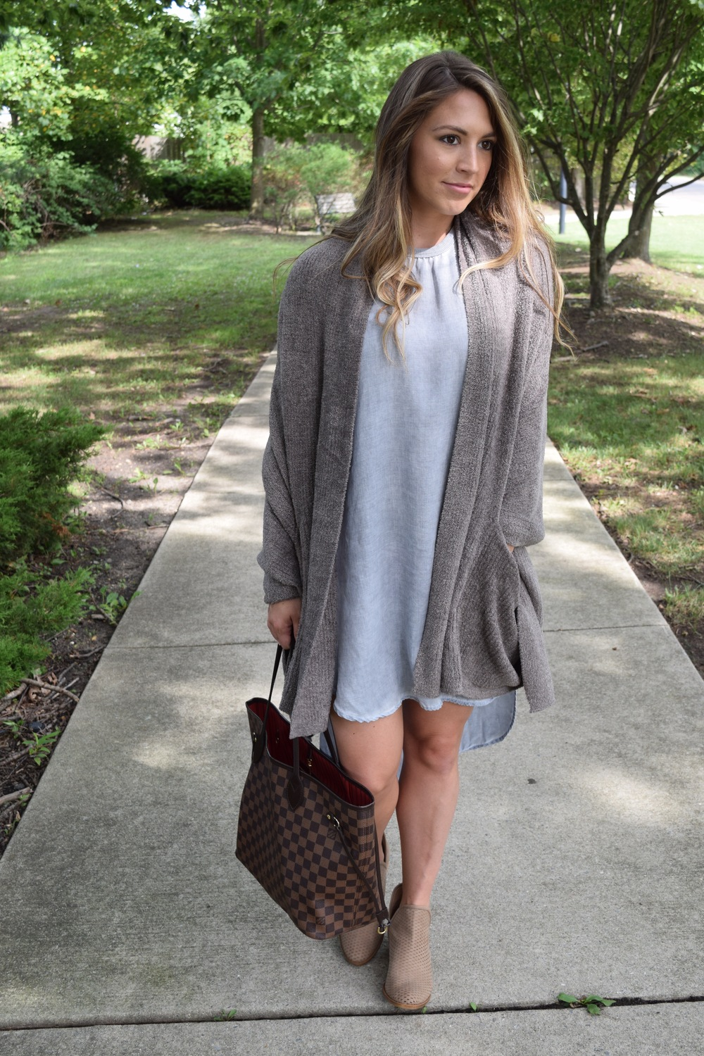 fall transition outfit | pinebarrenbeauty.com