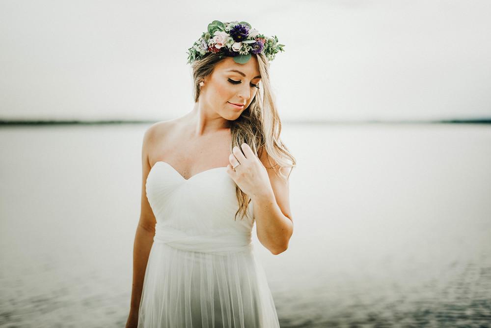 styled bridal shoot // pinebarrenbeauty.com