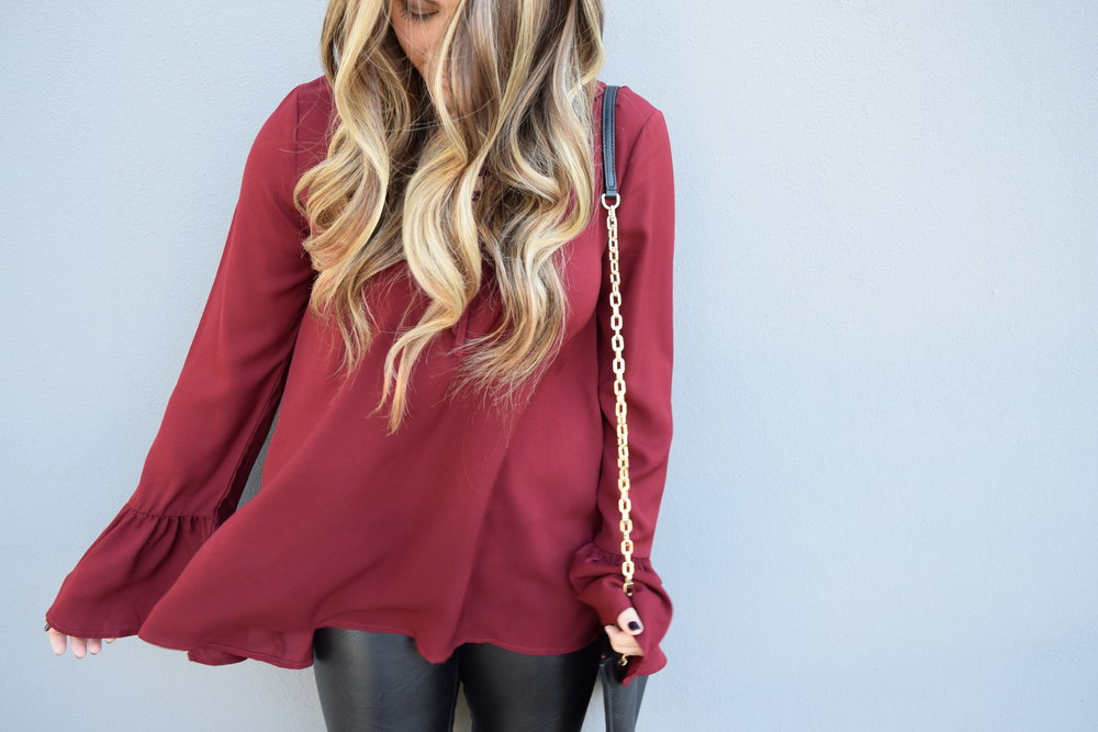 fall style // pinebarrenbeauty.com