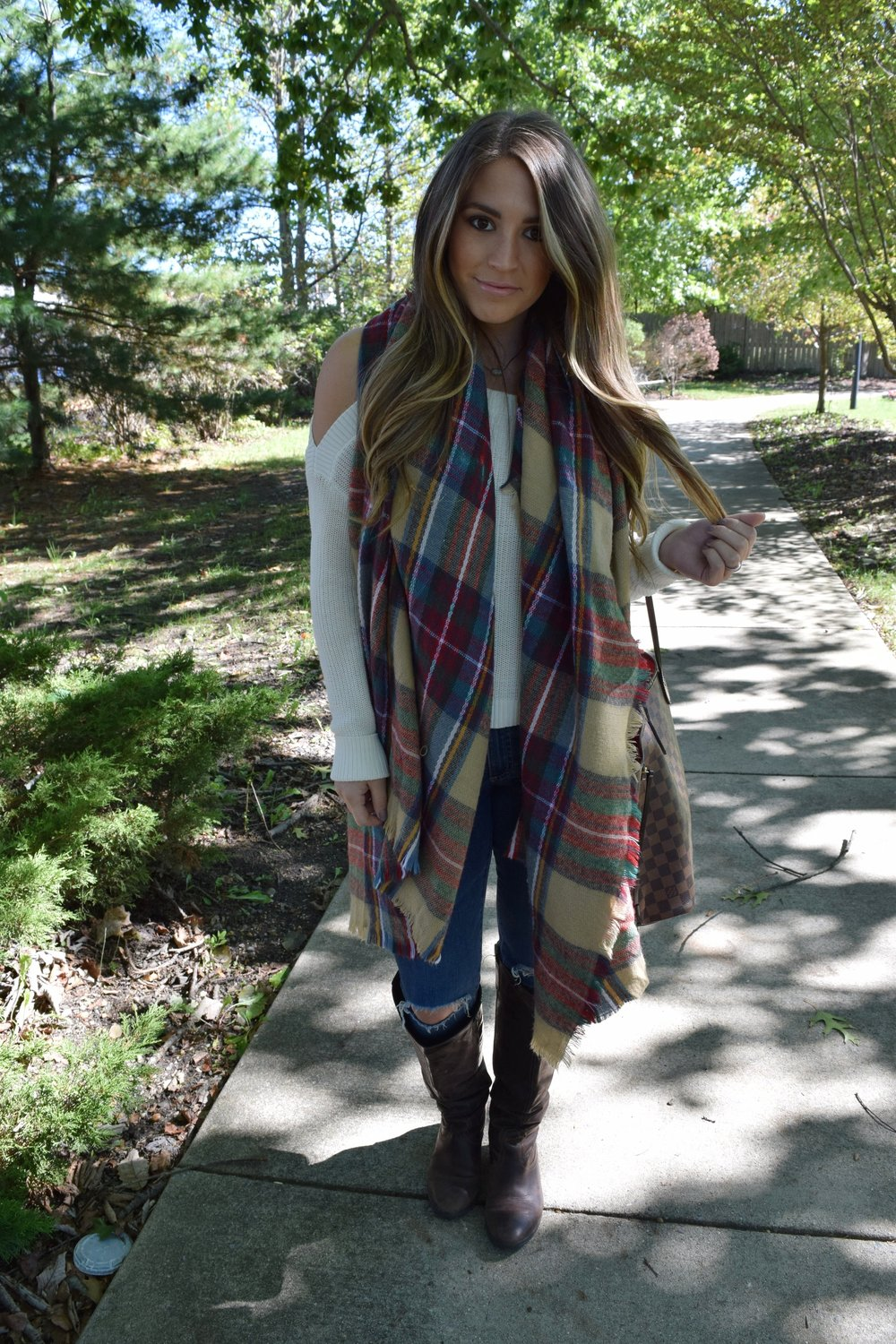 fall outfit inspo // pinebarrenbeauty.com