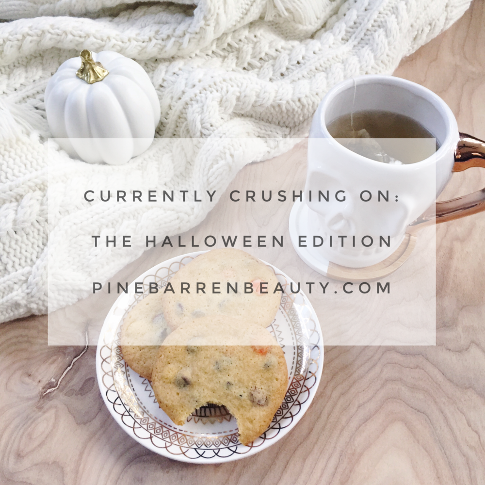 currently crushing on: the halloween edition // pinebarrenbeauty.com