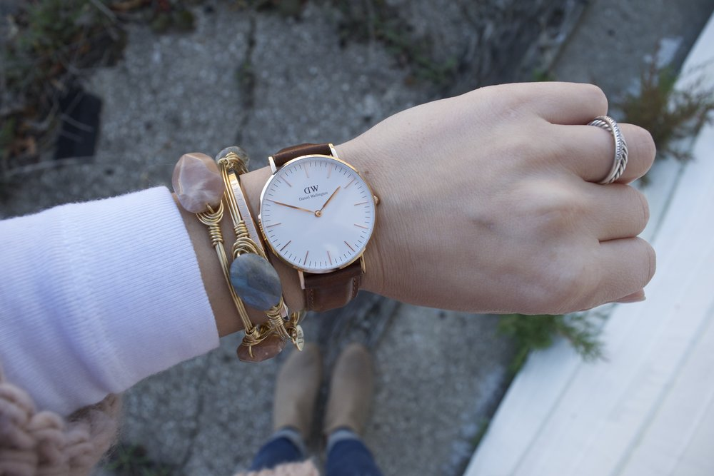 daniel wellington // pinebarrenbeauty.com