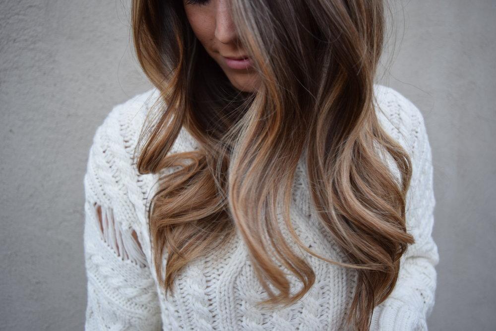 hair vibes // pinebarrenbeauty.com
