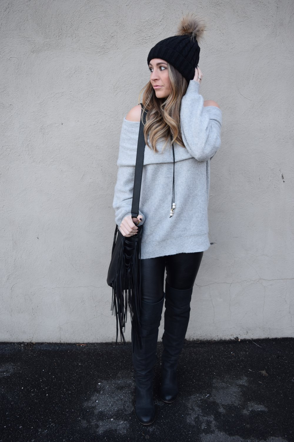 winter outfit idea // pinebarrenbeauty.com