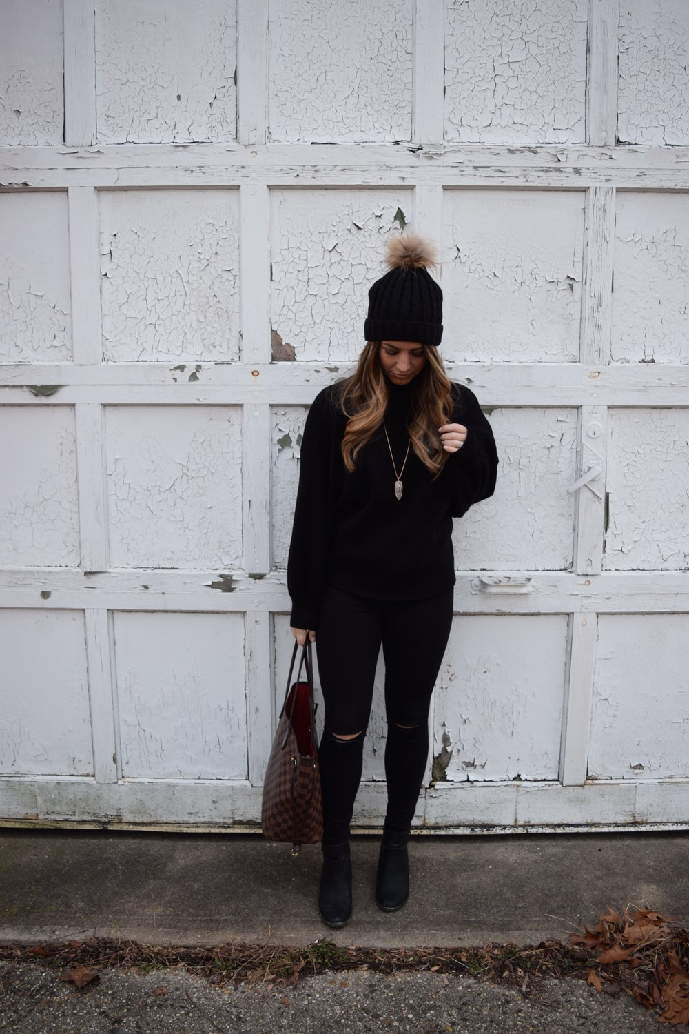winter outfit inspo // pinebarrenbeauty.com