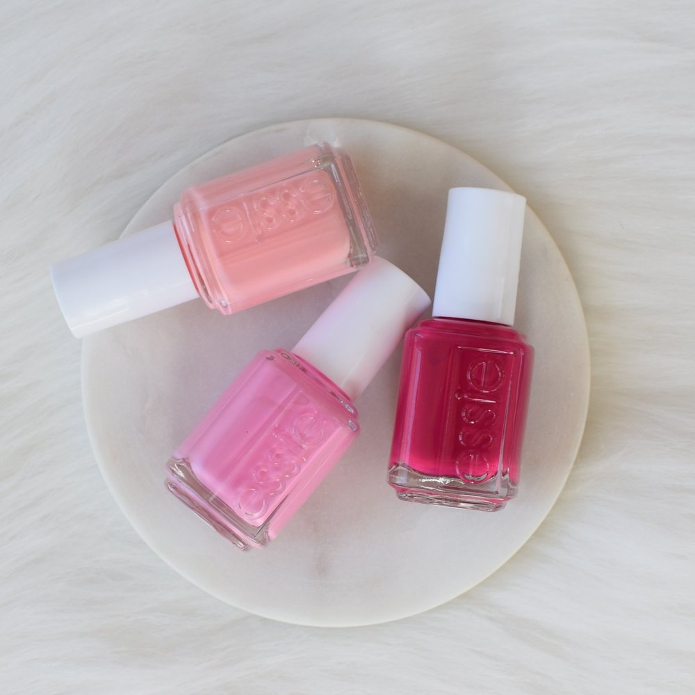 essie spring 2017 nail colors