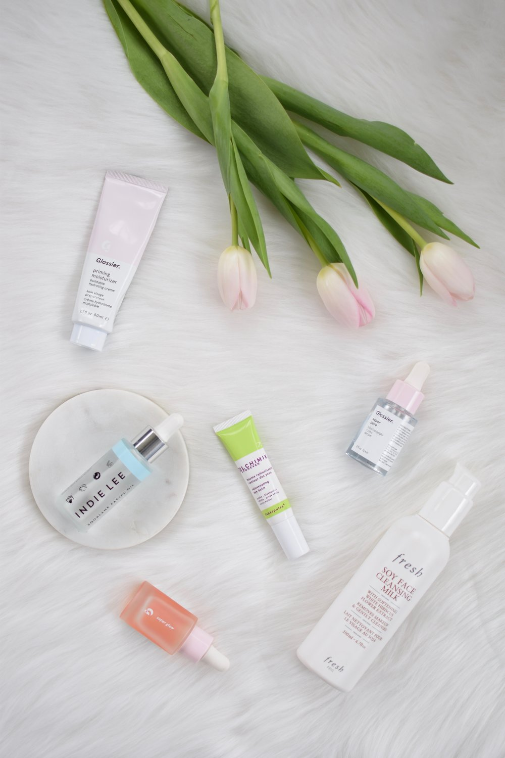 spring skin care routine