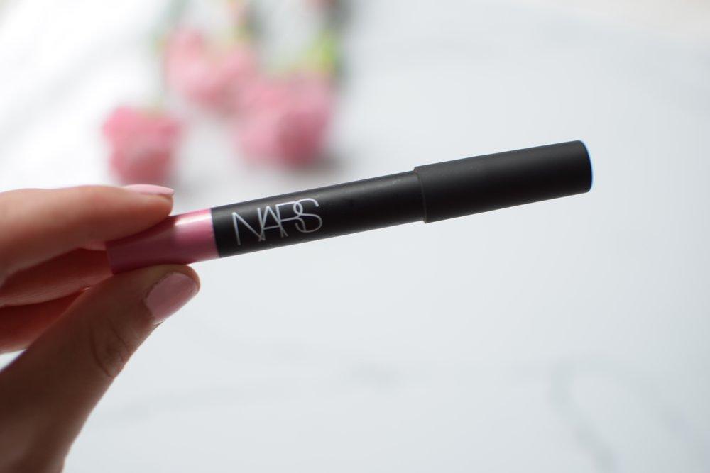summer lip colors: nars roman holiday lip pencil