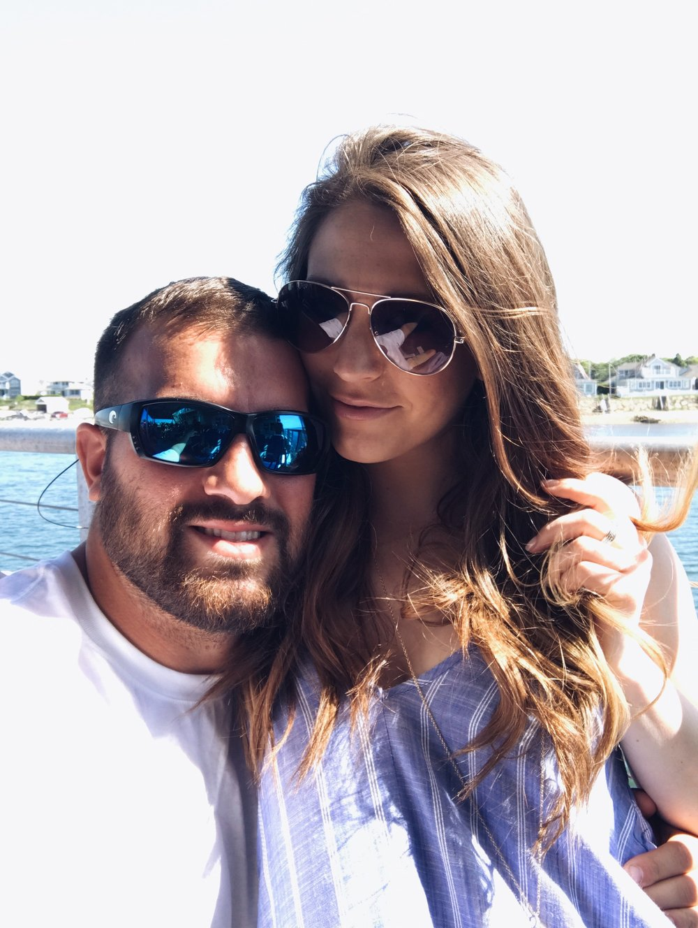 couple goals / nantucket travel diary