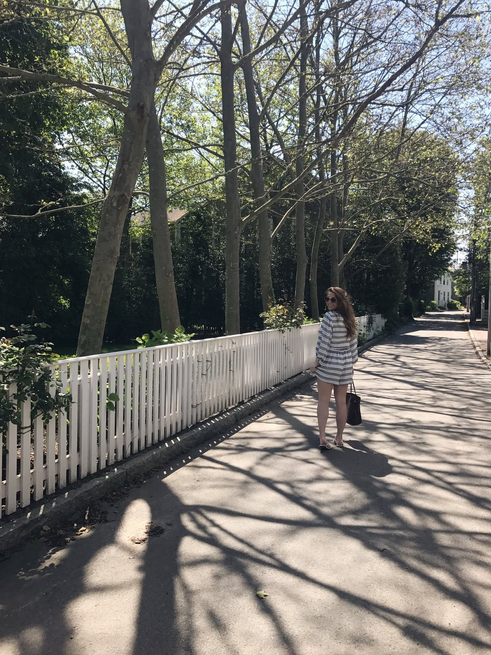 nantucket travel diary