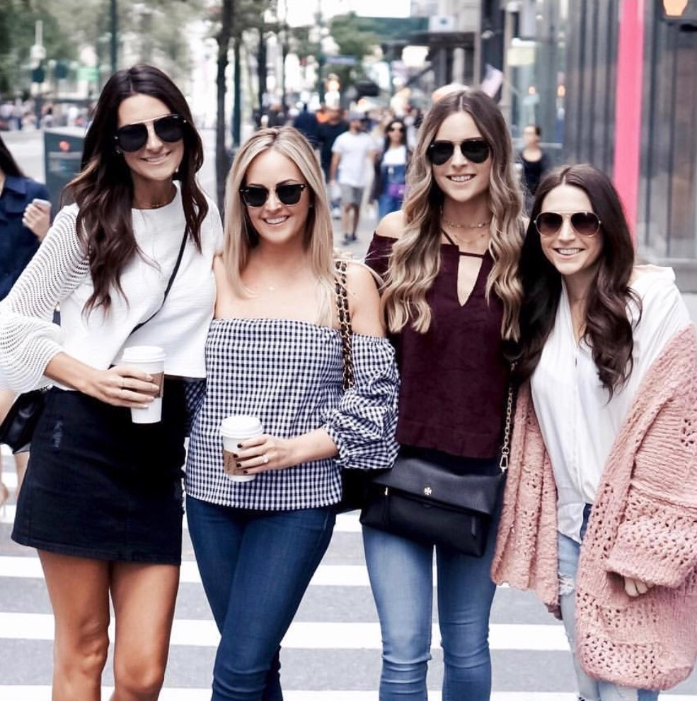 blogger babes / NYFW / New York fashion week