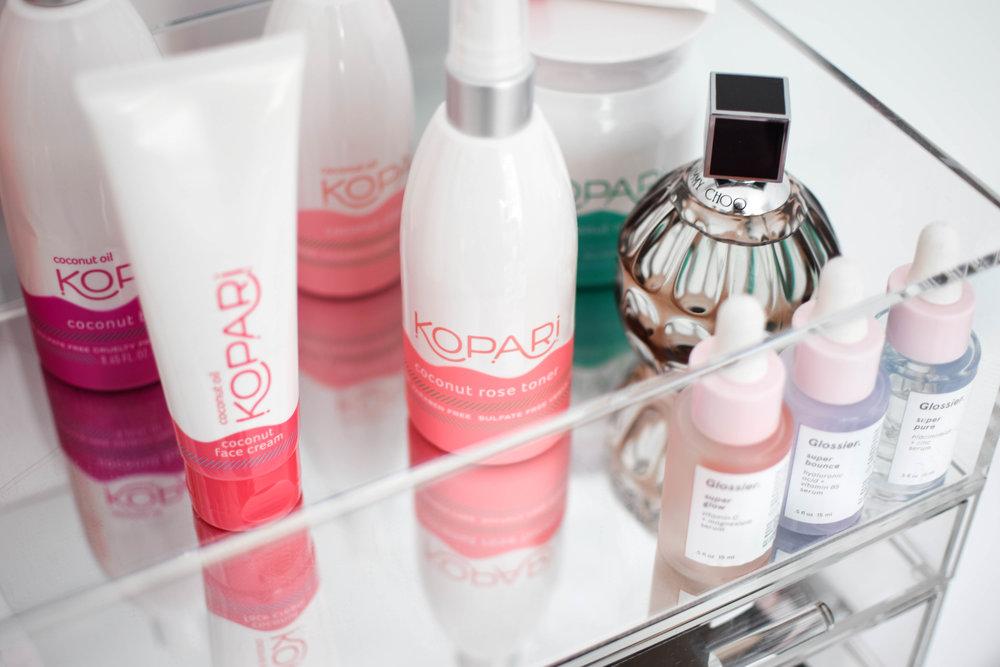 kopari / kopari beauty / natural skincare / organic skincare / coconut oil based skincare products / kopari skincare review