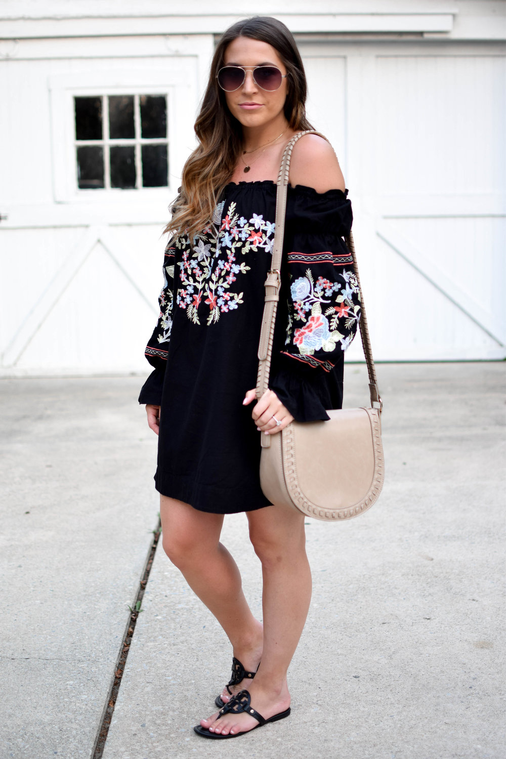 free people dress / fall transition dress / fall outfit idea