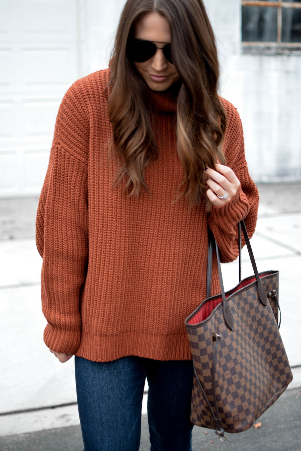Styling Burnt Orange For Fall | Pine Barren Beauty
