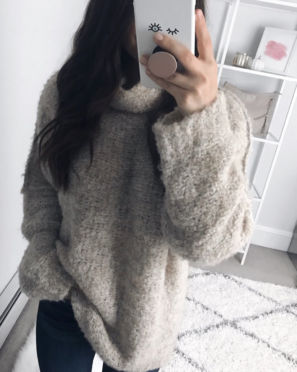 fall fashion / fall outfit idea / fall outfit inspiration / fall feels / fall vibes / sweater weather / cozy turtleneck