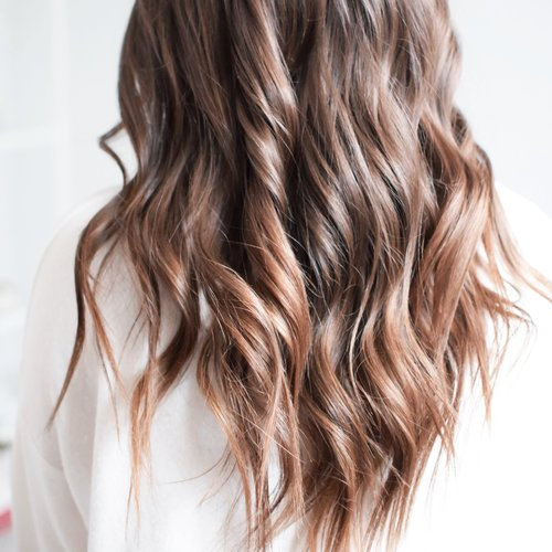 How To Curl Your Hair With A Wand Pine Barren Beauty