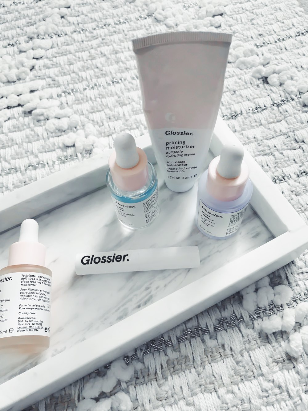 My Favorite Products from Glossier | Pine Barren Beauty | skincare, makeup, best beauty products, best in beauty, best glossier products, best face serum