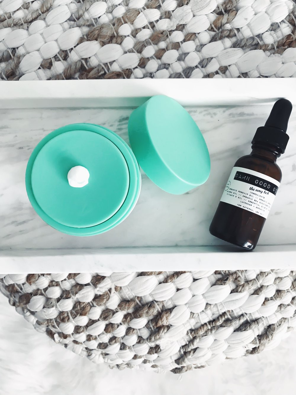 The Skincare Duo that Transformed my Skin | Pine Barren Beauty | skincare review, clean skincare, clean beauty, must have moisturizer, best moisturizer for winter, winter skincare, damn good face wash face oil, best face oil