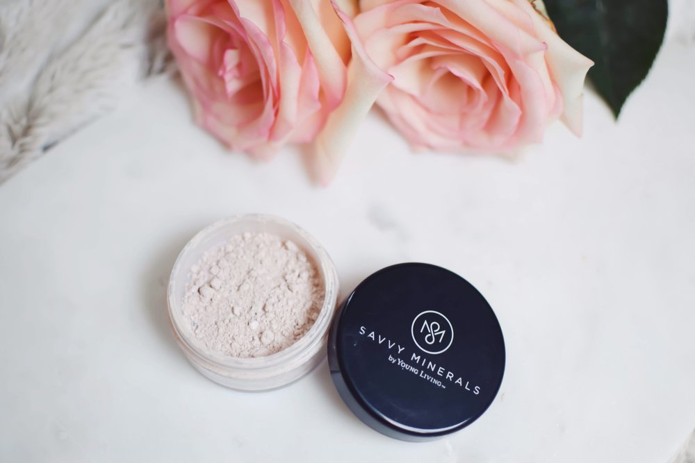 Clean Makeup Products That Actually Work | Pine Barren Beauty | Savvy Minerals by Young Living