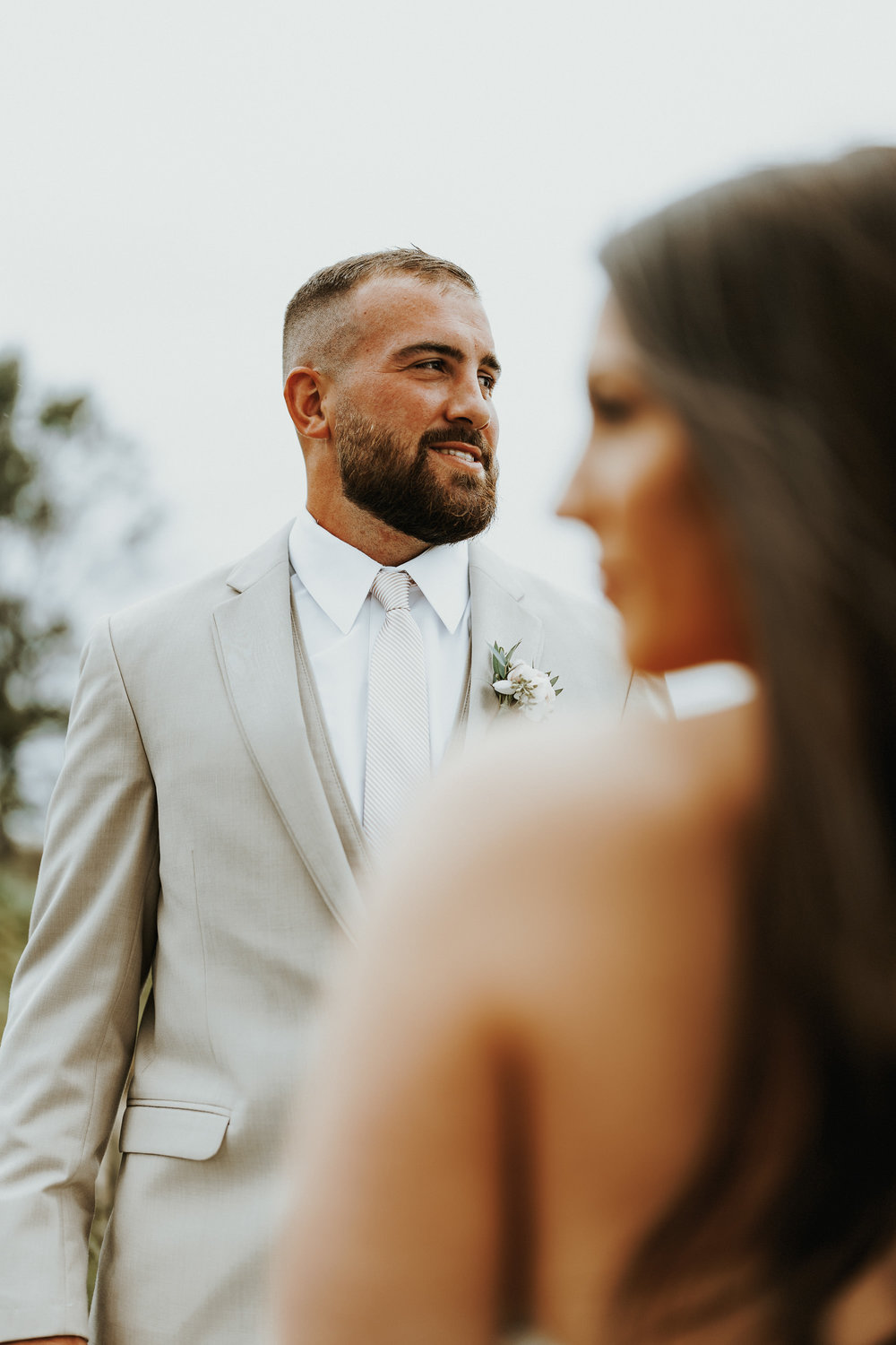 Our Wedding Photos: Part II | Pine Barren Beauty | wedding photo ideas, wedding photo inspiration, bride and groom portraits