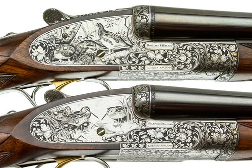 Holland And Holland >> Holland Holland Shotguns The Robert Petersen Collection