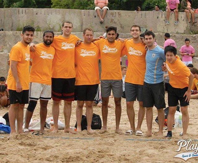#tbt to warmer days! Beach Soccer tournament in #chicago, July 2016 - Siempre representando a 🇺🇾🇺🇾🇺🇾 . #uruguay #uruguaynoma #soyceleste