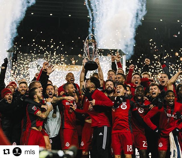Winters has officially started for me. T-minus two and a half months to @mls. Congrats @torontofc. . . #soccermarketing #mlscup #mlssoccer #futbol #ussoccer