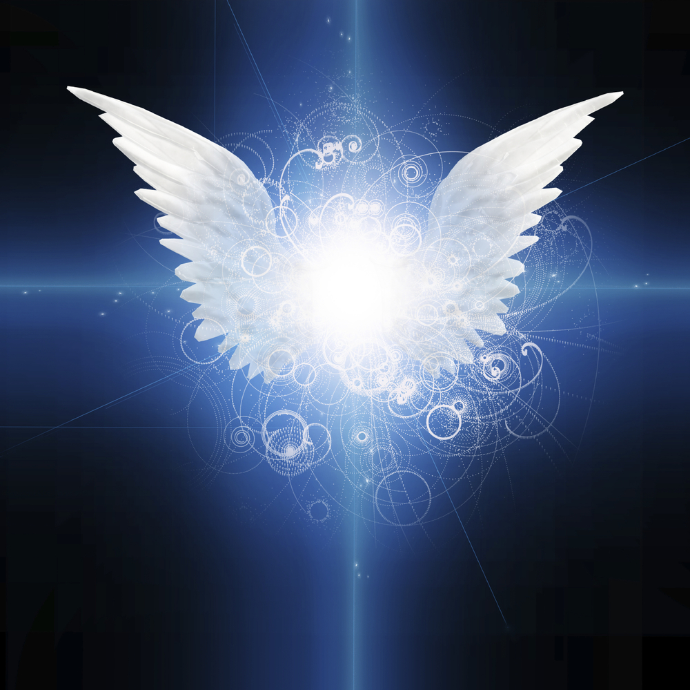 Archangel Michael's mission is to push clutter out of our systems and fill any gaps with divine love and light.