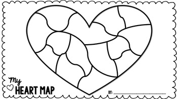Once Thomas laid out a heart-map for himself and his potential partner, he felt more relaxed about dating.