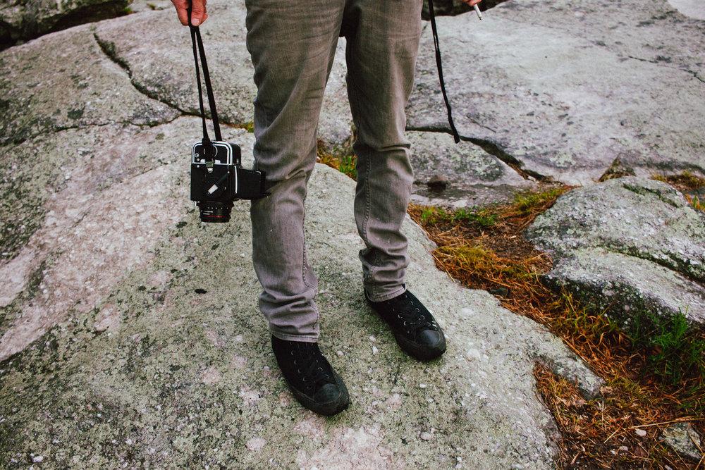 Morgan Maloney Photographer | Shawangunks, New Paltz