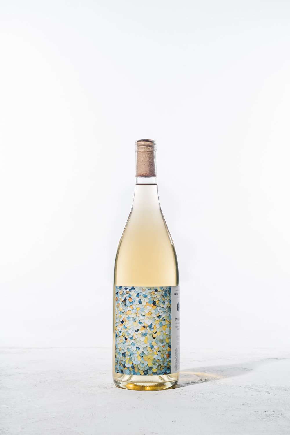 2017 Honeymoon (65% French Colombard, 35% Roussanne) | $33