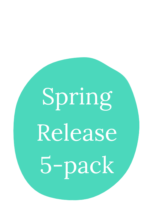 Spring Release 5-pack | $162