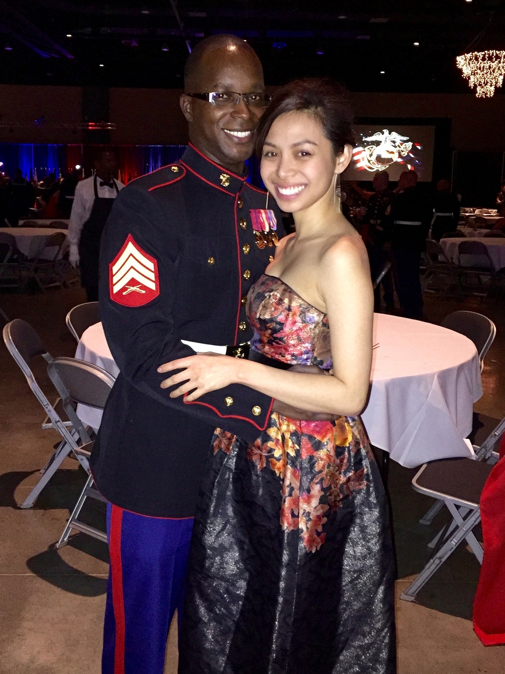 The Marine Corps Ball